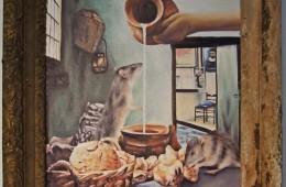 Vermeer's Mice, 2011